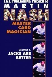 Martin A. Nash Master Card Magician V5