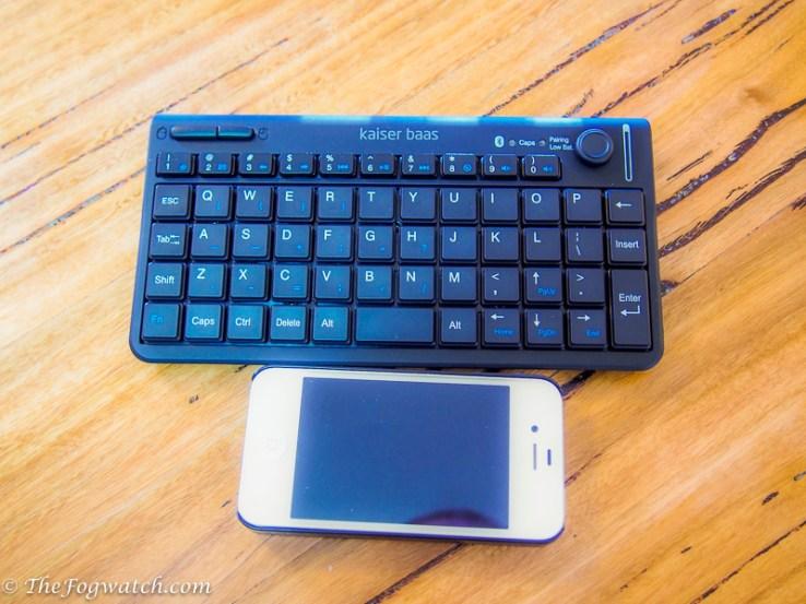 Kaiser Baas BT100 keyboard