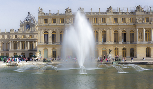Fountain at Versailles