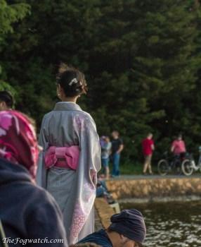 Canberra – Nara Candle Festival