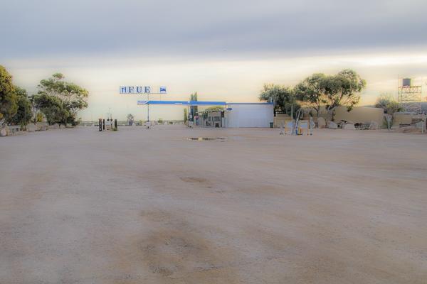 Caiguna roadhouse