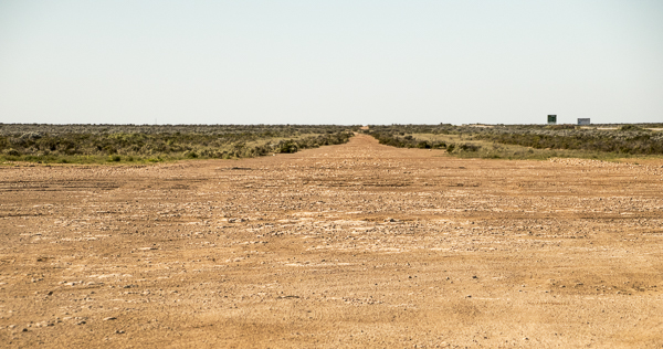 Original Nullarbor Highway