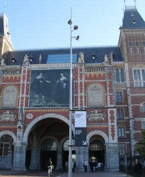 Rijksmuseum – The well-stocked kitchen