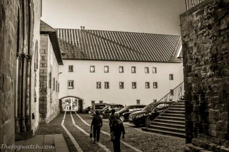 Roncesvalles monastery