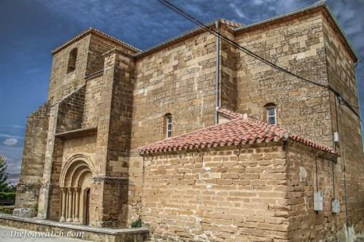 Zariquiegui church
