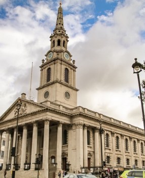 Why you should see a concert in St Martin-in-the-Fields