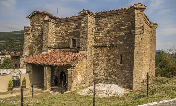 Abbey of Eskirotz and Ilarratz