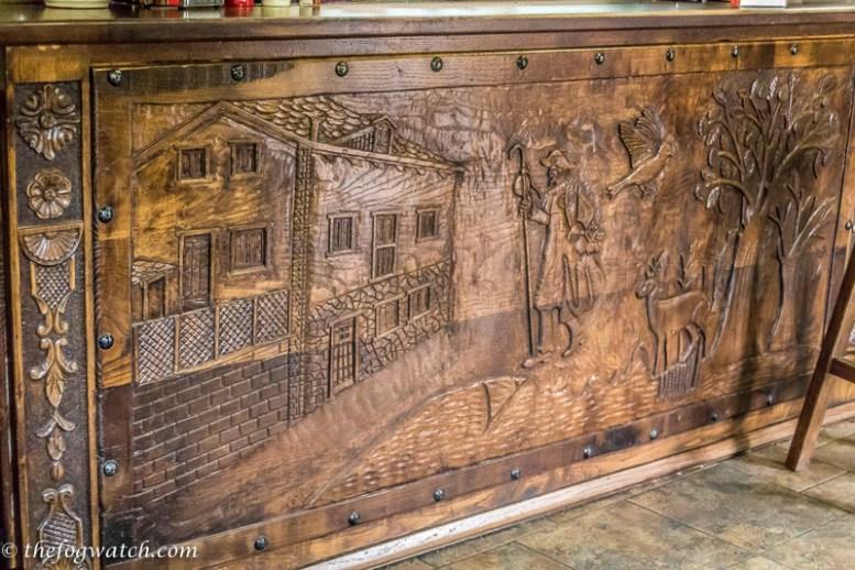 carved bar trabadelo