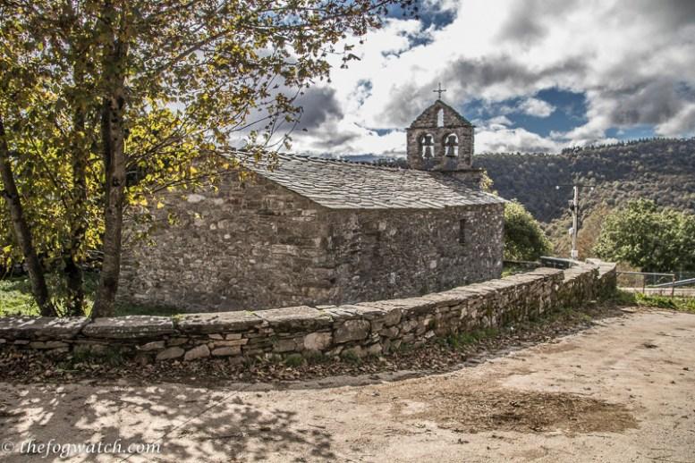 Church at Fonfria