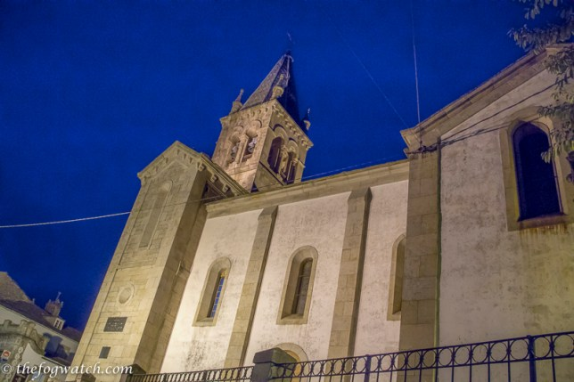 Church in Sarria