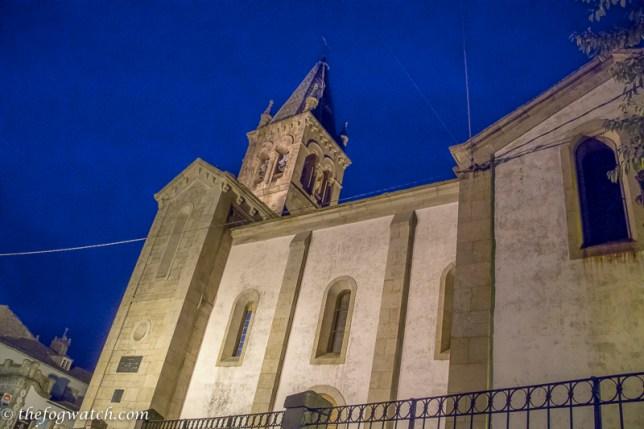 Church in Sarria