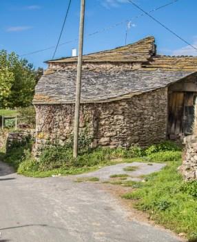 Sarria to Morgade