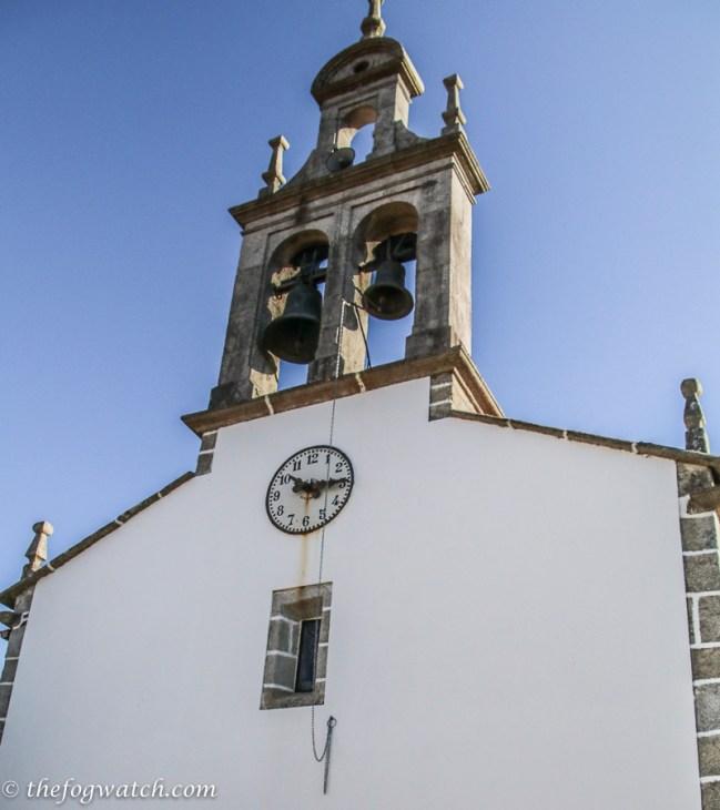 Boente Cruce Igrexia Santiago