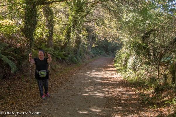 Boente valley path