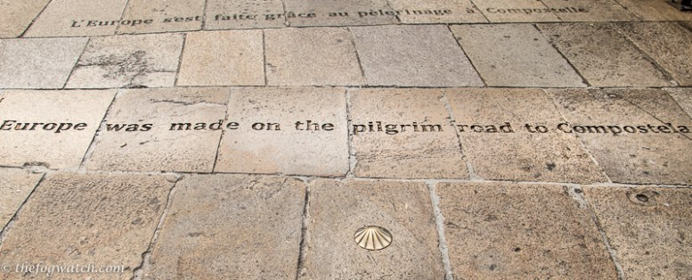 Europe was built on the pilgrimage to Santiago