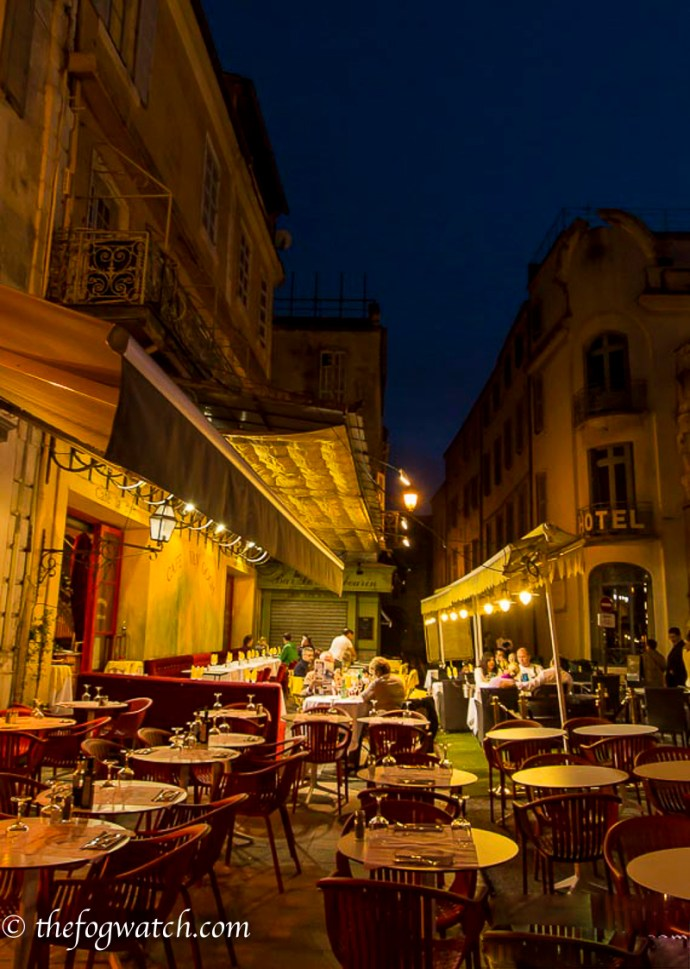 Van Gogh's CafeTerrace at Night
