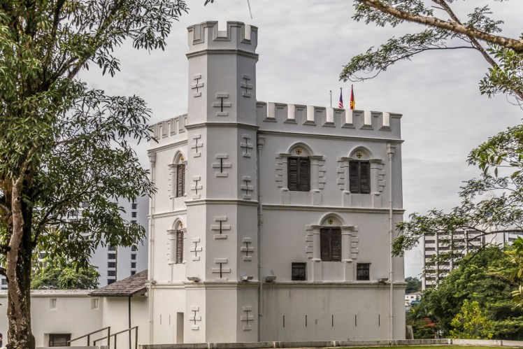 Fort Margherita, Kuching