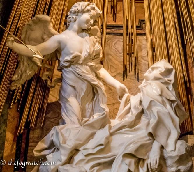 Ecstasy of Saint Theresa
