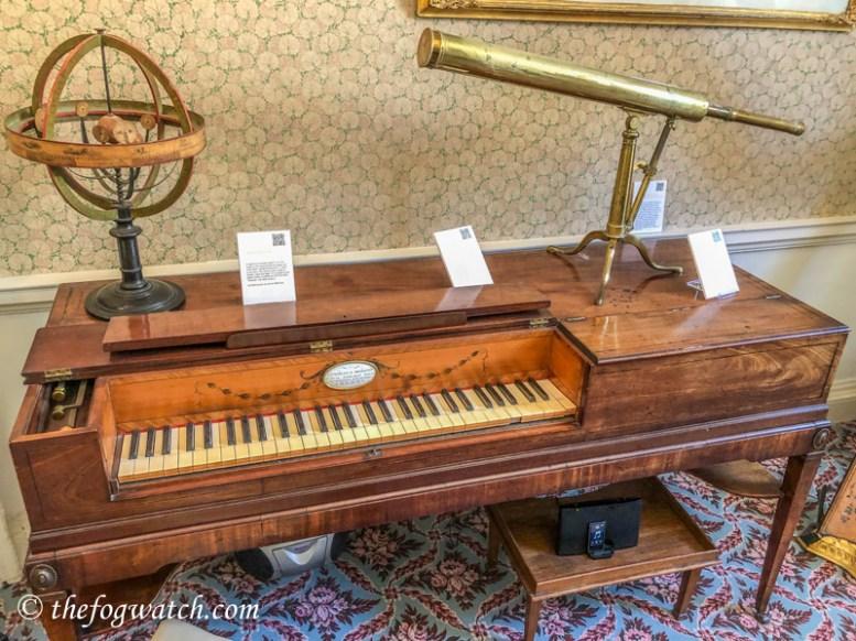 Herschel's piano