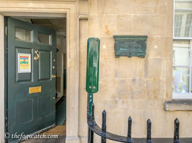 Herschel museum, Bath