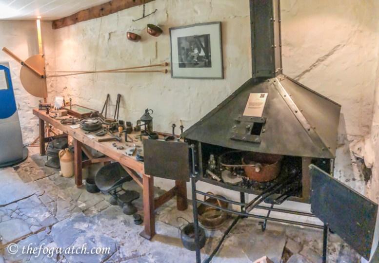 Herschels workshop