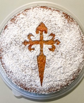 Tarta de Santiago – a pilgrim's journey bread?