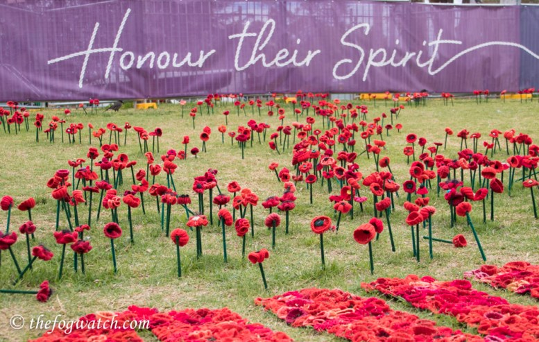 Honour Their Spirit - a memorial to the fallen in the first world war