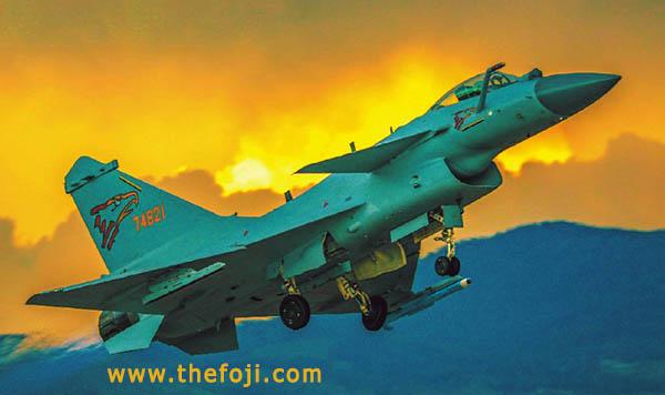 پاکستان ائر فورس کا اگلا فائٹر ' جے 10 – ویگورس ڈریگن