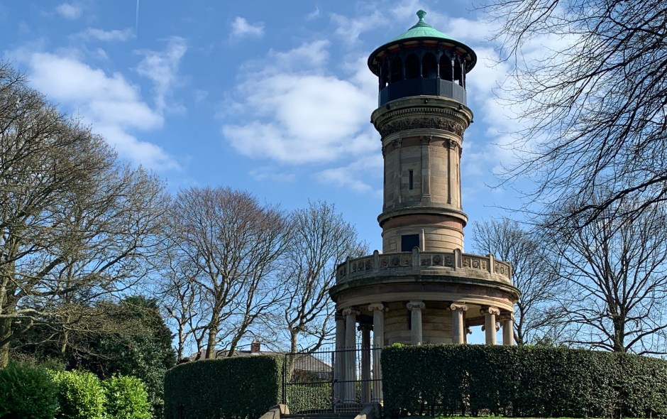 Locke Park Tower, Barnsley, South Yorkshire