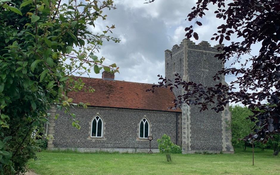 The Tattingstone Wonder, Tattingstone, Suffolk