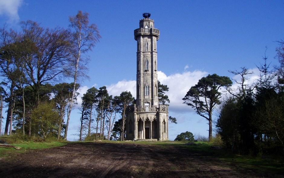 Brizlee Tower, Alnwick, Northumberland