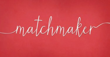Matchmaker [1 Font]
