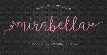 Mirabella Script [3 Fonts]