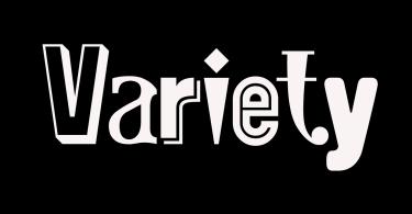 Variety [2 Fonts]