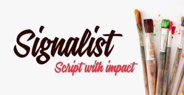 Signalist [1 Font]