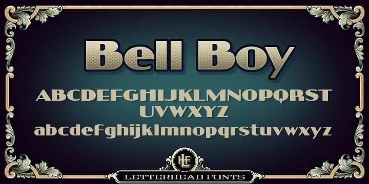 Lhf Bell Boy