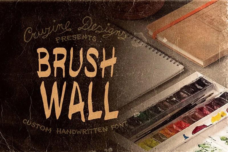 Brushwall