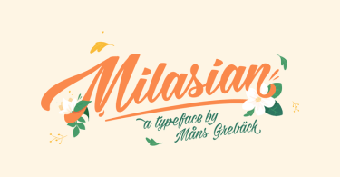 Milasian [3 Fonts]