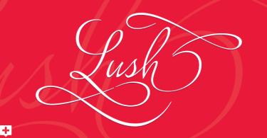 Lush Script [1 Font]