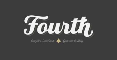 Fourth [8 Fonts]