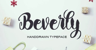 Beverly [1 Font]