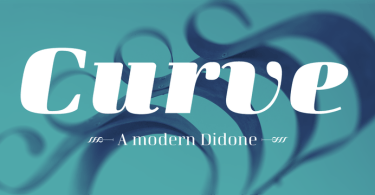 Curve [10 Fonts]