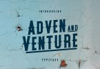 Adven And Venture [6 Fonts]