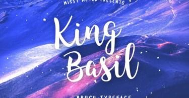 King Basil [1 Font]