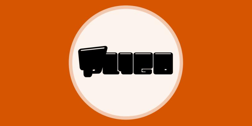 Pligo [1 Font]   The Fonts Master