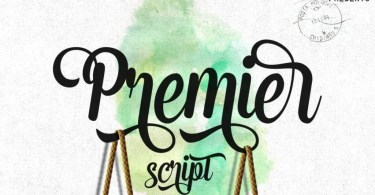 Premier Script [1 Font]