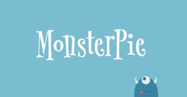 MonsterPie [2 Fonts]