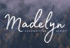 Madelyn Script [4 Fonts]