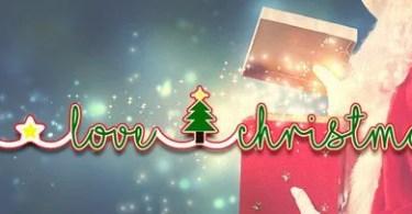 I Love Christmas [1 Font]