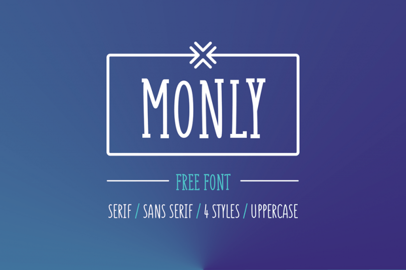 Monly [4 Fonts] | The Fonts Master